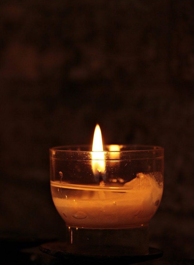 tealight, light, prayer